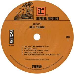 Rewind Record Review Harvest By Neil Young Smi
