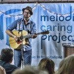 Seattle Living Room Shows and Melodic Caring Project's October surprise (Photo Slideshow)