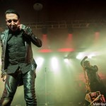 Marilyn Manson takes a cheap snot at Showbox Sodo (Photo Slideshow)
