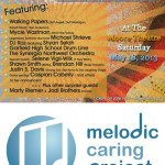 "Melodic Caring Project to stream Music Lessons Matter ""Live"""