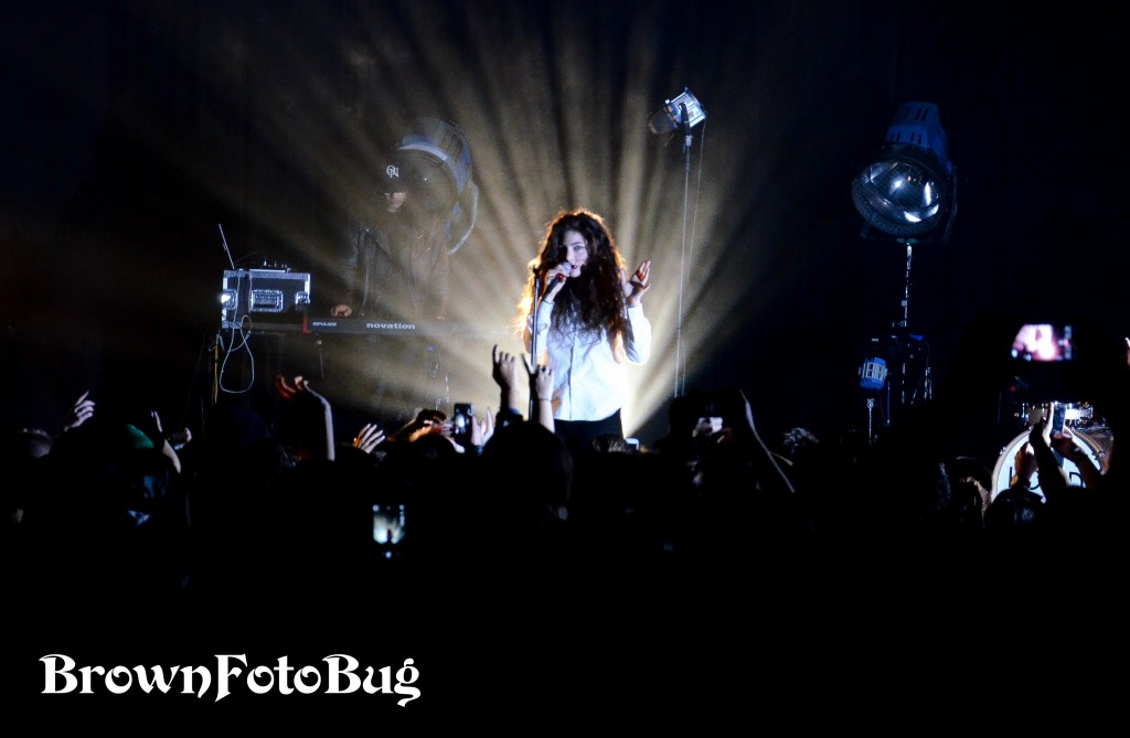 Lorde at Showbox @ The Market (Photo by Arlene Brown)