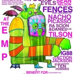 'The Glamour & The Squalor' benefit show hits Seattle this Friday