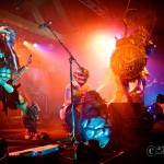 GWAR's Eternal Tour Left Floor of Showbox Covered With More than Extra Carpet