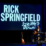 """Rick Springfield """"Stripped Down"""" at Seattle's Neptune Theatre"""