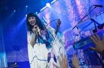 Kimbra at The Neptune Theatre (Photo by Hanna Stevens)