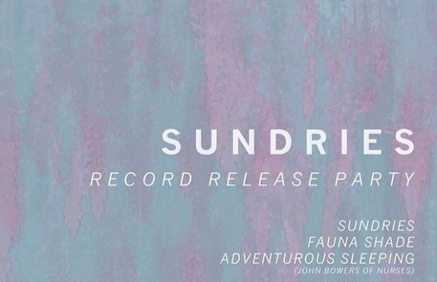 Sundries' The Wave
