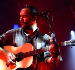 Dave Matthews Band at Rogers Arena (Photo: Matthew Lamb)