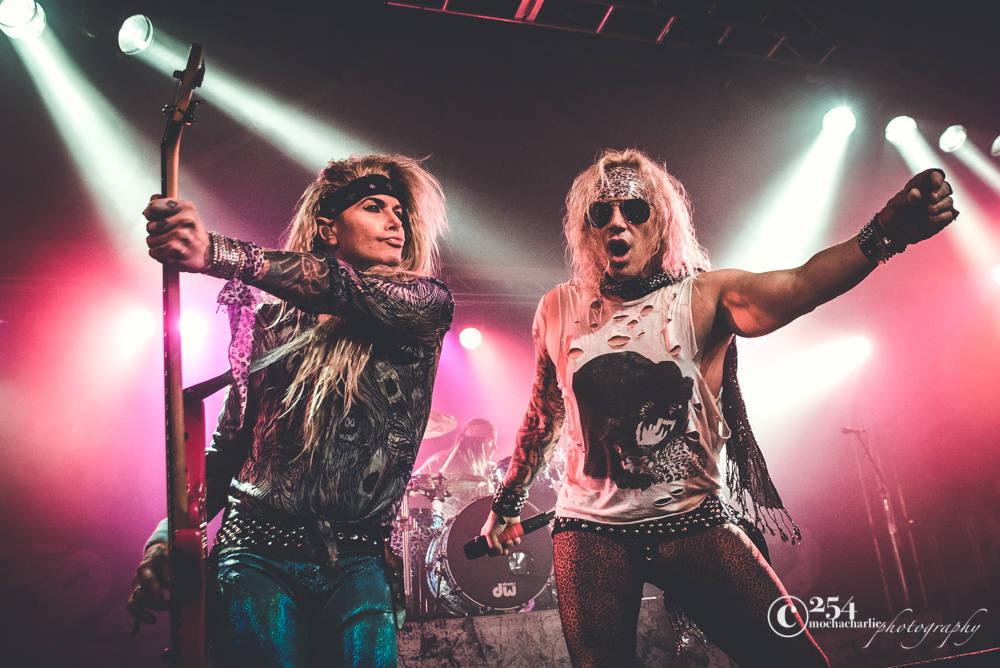 Steel Panther at Showbox SoDo (Photo: Mocha Charlie)