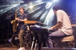BADBADNOTGOOD performs at Capitol Hill Block Party (Photo: Alex Crick)