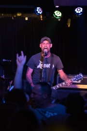 Zeke at El Corazon (Photo- Christine Mitchell)