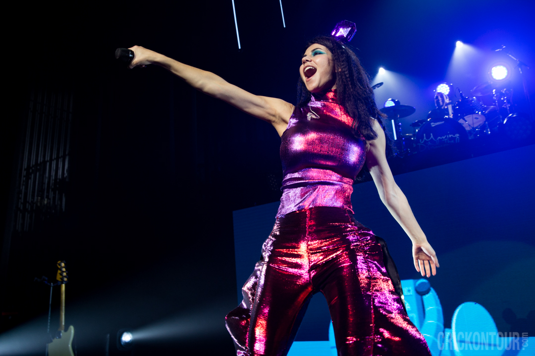Marina and the Diamonds at The Paramount Theatre (Photo: Alex Crick)