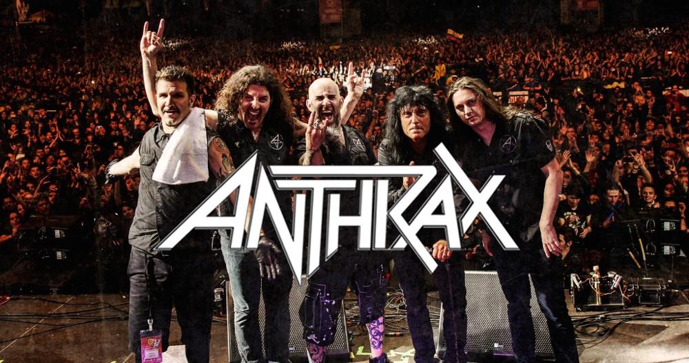 Anthrax / Courtesy photo