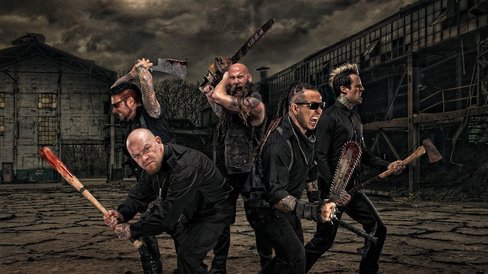 Five Finger Death Punch (photo: Five Finger Death Punch)