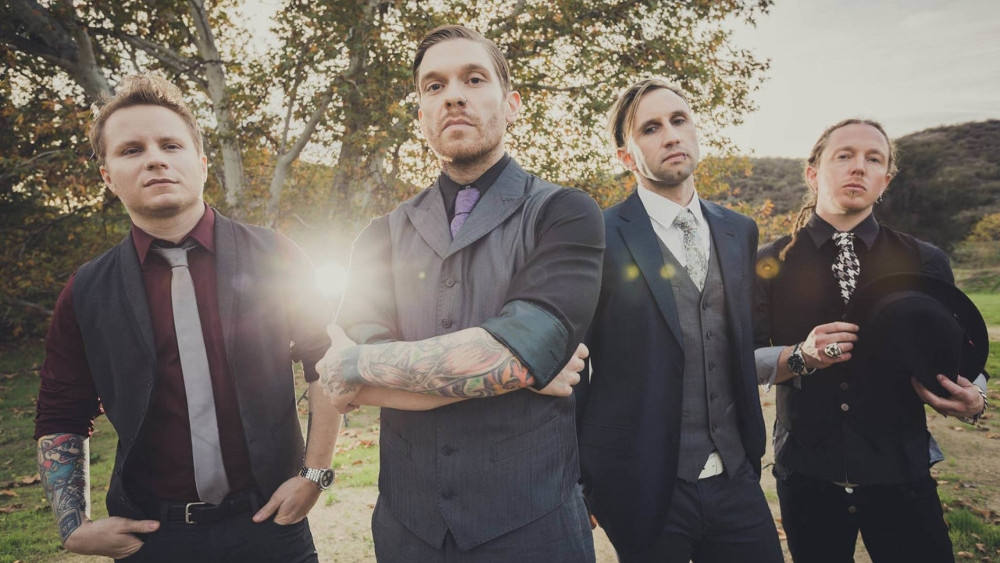 Shinedown (photo: Shinedown)