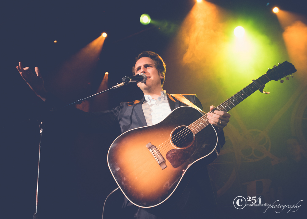 Ben Rector at The Neptune Theatre (Photo: Mocha Charlie)