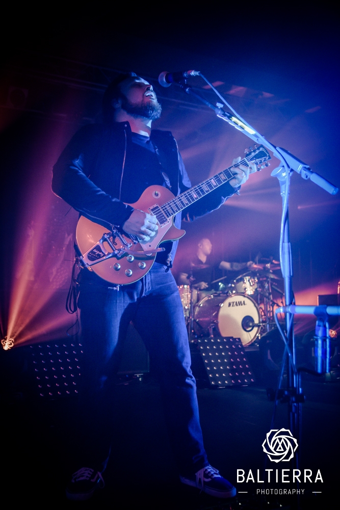 Coheed And Cambria Open Their Fall Tour At The Showbox