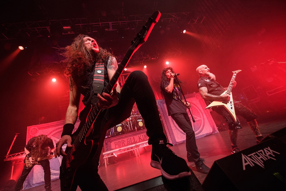 Anthrax (Photo: HERFitz PR)