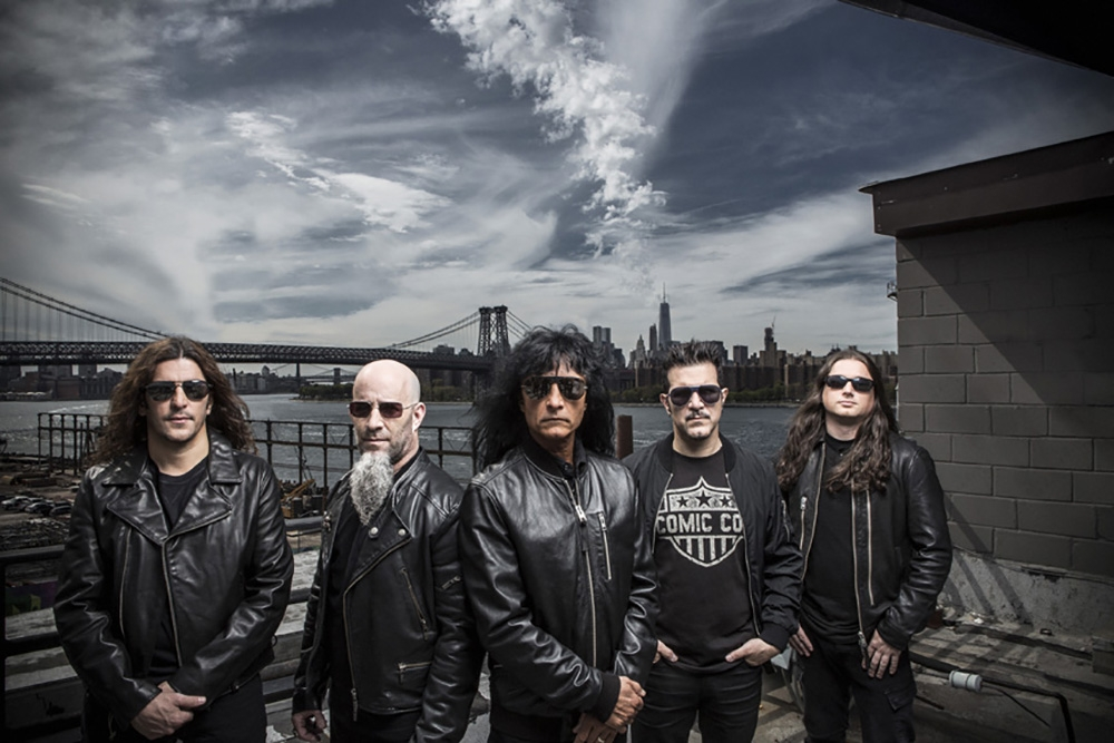 Anthrax (Photo: HERFritz PR)