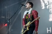 Highly Suspect at Bumbershoot (Photo by Alex Crick)