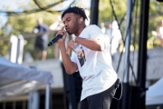 Kevin Abstract at Bumbershoot (Photo by Alex Crick)