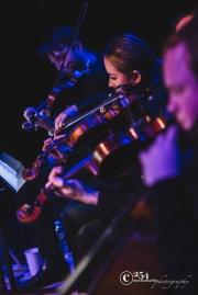 Andrew Joslyn & Passenger String Quartet @ The Triple Door 1-8-17 (Photo By: Mocha Charlie)