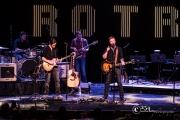 Rust On The Rails @ The Triple Door 1-8-17 (Photo By: Mocha Charlie)