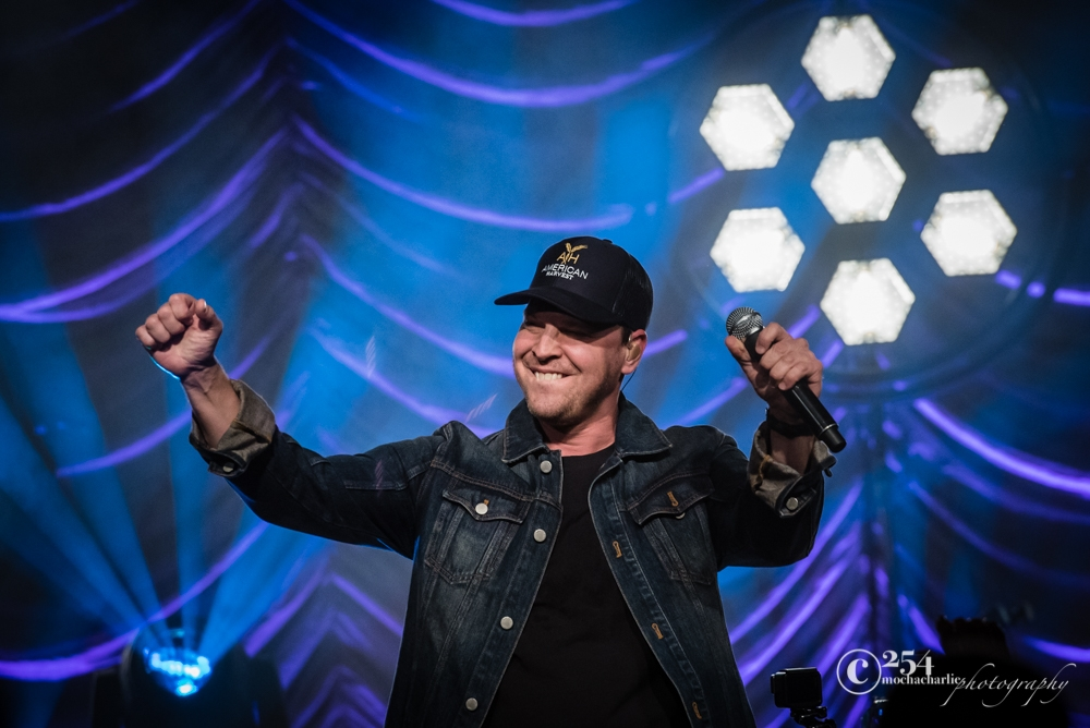 Gavin DeGraw @ Showbox (Market) 10-12-17 (Photo By- Mocha Charlie)