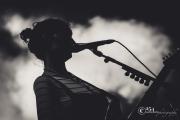 Warpaint @ KeyArena 10-21-17 (Photo By- Mocha Charlie)