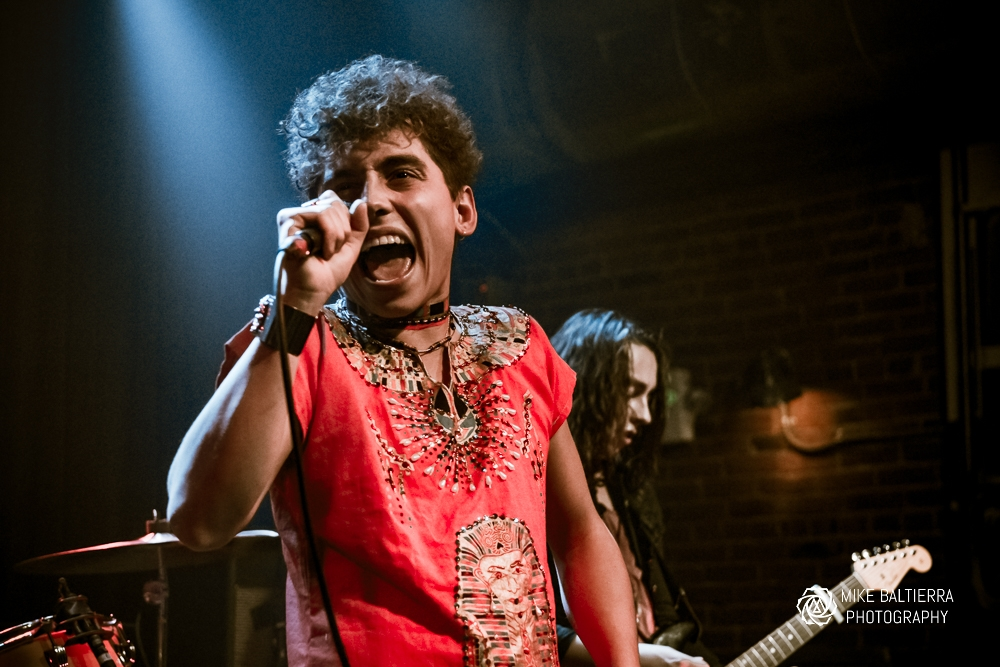 Greta Van Fleet at the Tractor Tavern (Photo: Mike Baltierra)