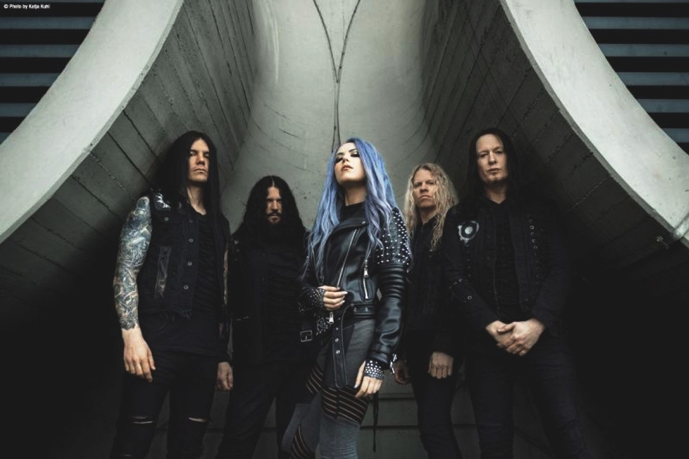 Arch Enemy (Photo: Katja Kuhl)