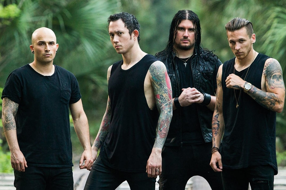 Trivium (Photo: Roadrunner Records)