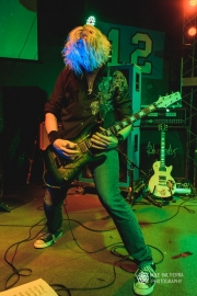 Lust Punch at Louie G\'s Pizza (Photo: Mike Baltrierra)