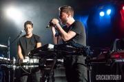 Phantoms at the Showbox SoDo (Photo by Alex Crick)