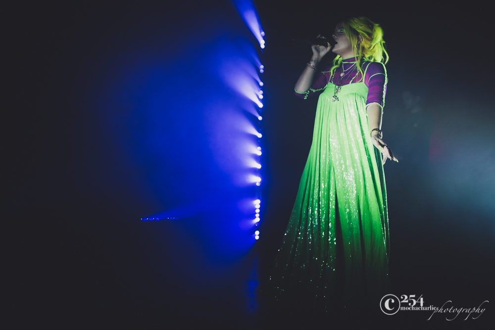 Lily Allen @ The Showbox 11-8-18 (Photo By: Mocha Charlie)