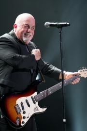 Billy Joel performs at the Moda Center in Portland. (Matthew Lamb / MatthewLambPhotography.com)