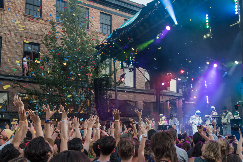 STRFKR at Capitol Hill Block Party (Photo by Christine Mitchell)