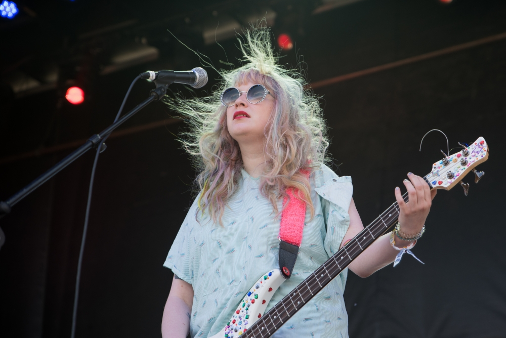Childbirth at Sasquatch! (Photo by Christine Mitchell)