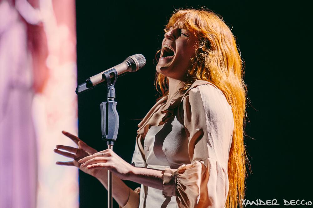 Florence and the Machine (Photo: Xander Deccio)