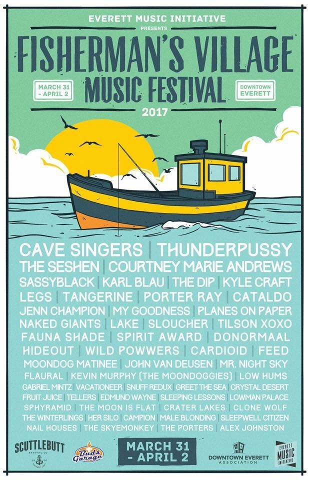 Fisherman's Village Music Festival Lineup