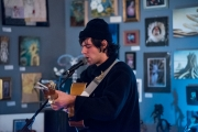 Crater Lakes at Black Lab Gallery (Photo by Christine Mitchell)