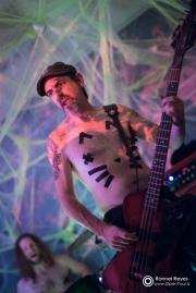 Shrugburn at Black Lab Gallery (Photo by Ron Reyes)