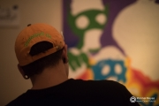 Skumbag Co. at Black Lab Gallery (Photo by Ron Reyes)