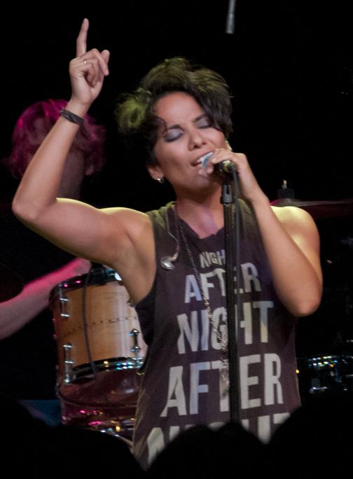 Vicci Martinez (Photo by Michael Profitt)