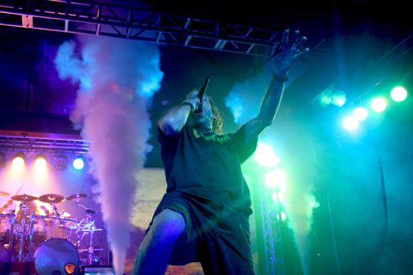 Lamb of God's Randy Blythe (Photo by Alina Shanin)