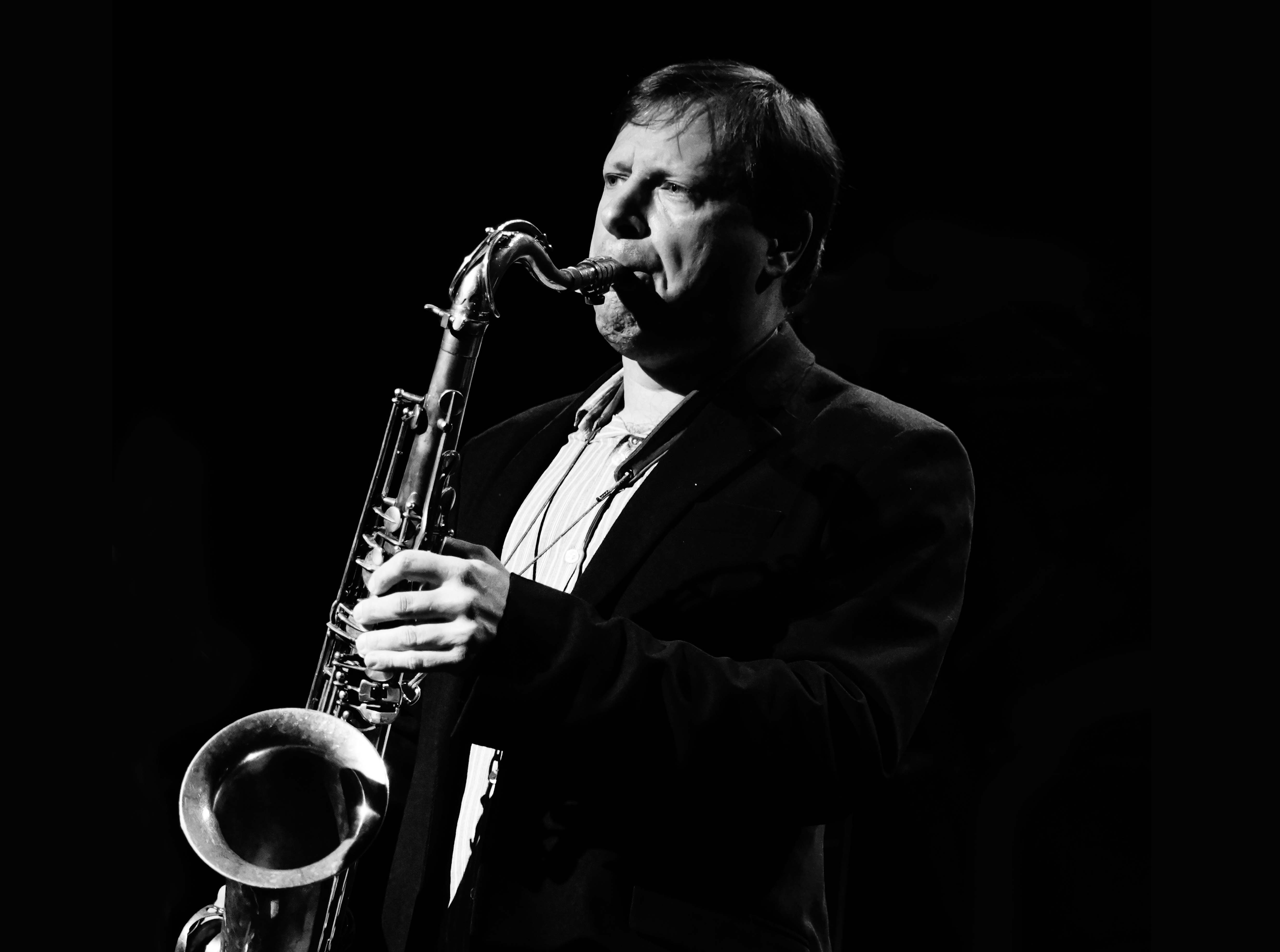 chris potter sax