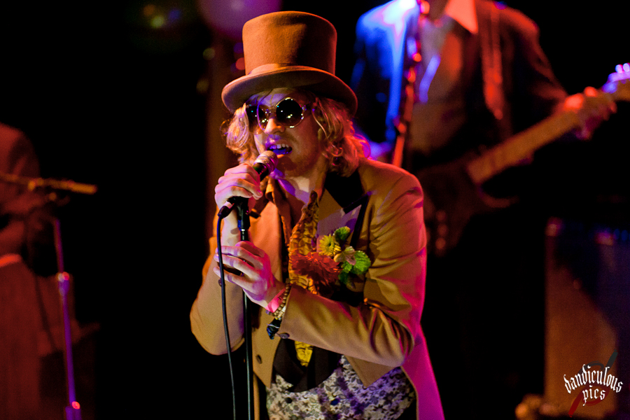 Prom Night with Allen Stone – 5/3/13 (Photo by Dan Rogers)