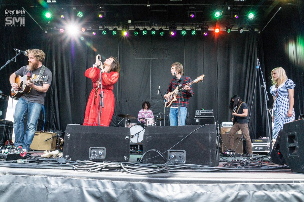 Rose Windows at Sasquatch! 2013 (Photo by Greg Roth)