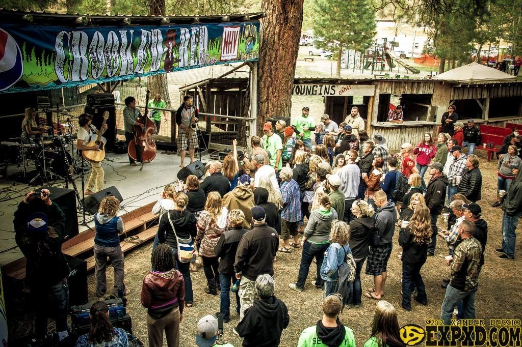 Chinook Fest Crowd By: Xander Deccio