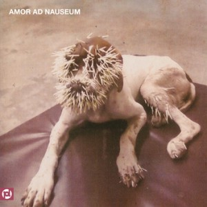 Amor ad Nauseum was released Feb 4 on Party Damage Records