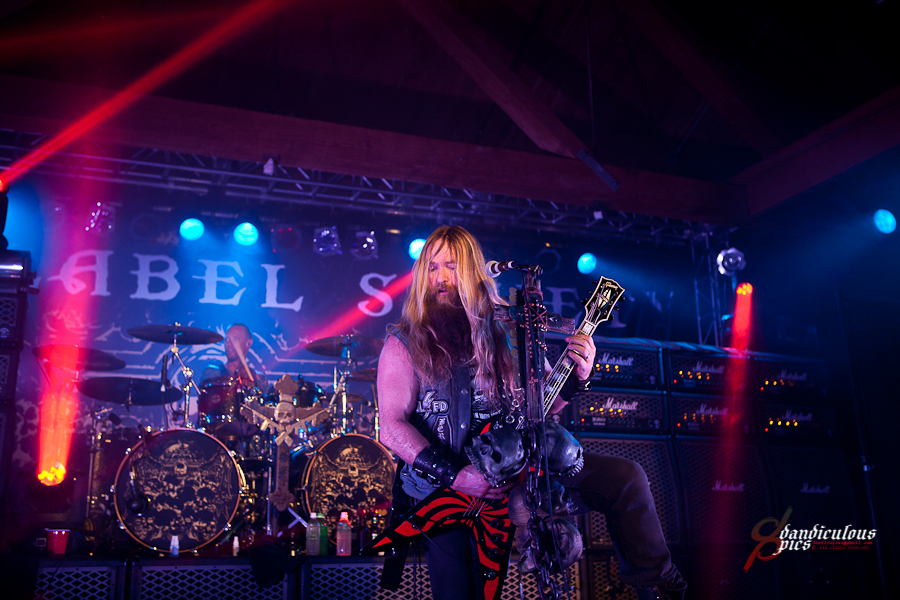Black Label Society Live at Showbox SoDo (Photo by Dan Rogers)